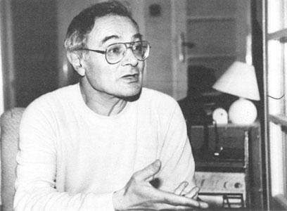Cимон Маркиш. Фото из архива Н.Л.Трауберг.