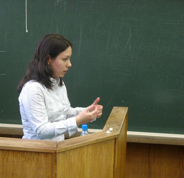 Защиты диссертаций в совете по классической филологии  25 ноября 2008 года на филфаке МГУ прошли защиты диссертаций по классической филологии Через месяц после трех предыдущих защит диссертационный совет по